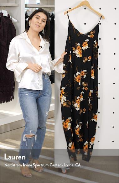 Aruba Flora Print Maxi Dress, sales video thumbnail