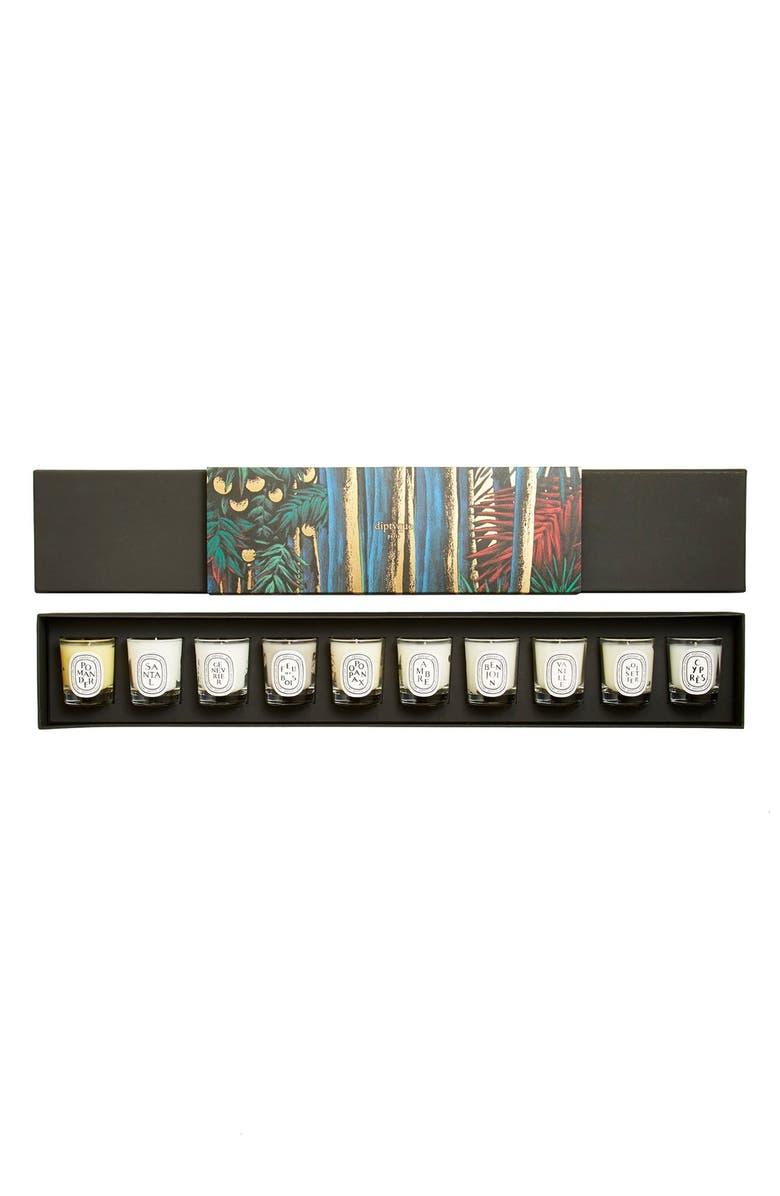 DIPTYQUE Mini Candle Set, Main, color, 000