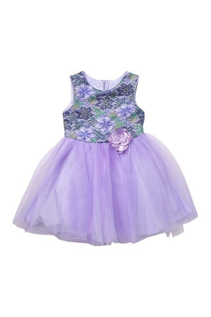 Image of Pippa & Julie Enchanted Forest Lace & Tulle Dress