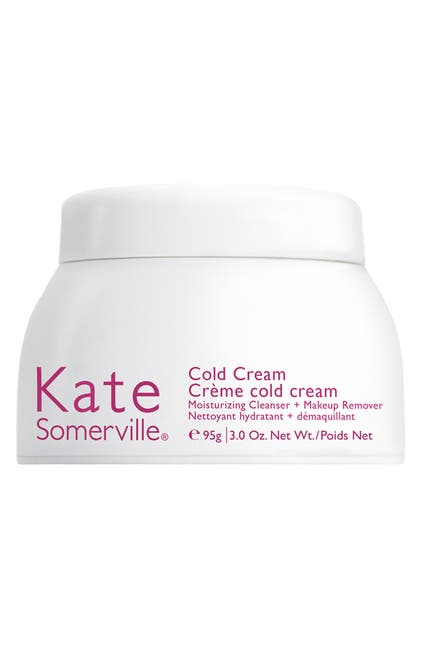 Image of Kate Somerville Cold Cream Moisturizing Cleanser + Makeup Remover, 3.0 oz.