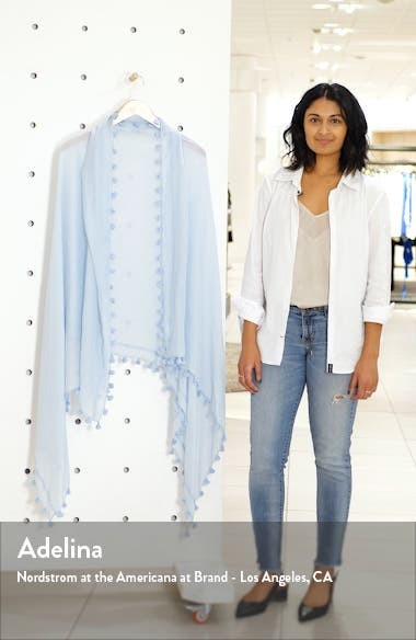 Tassel Cover-Up Pareo, sales video thumbnail