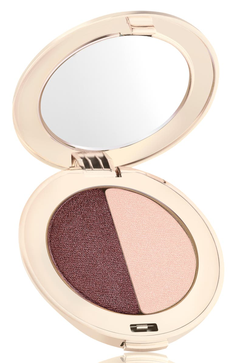 JANE IREDALE PurePressed<sup>®</sup> Eyeshadow Duo, Main, color, BERRIES AND CREAM