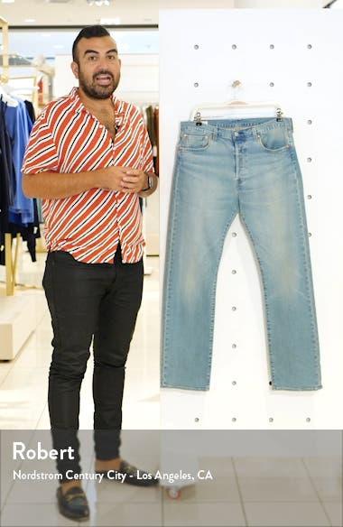 501<sup>®</sup> Original Straight Leg Jeans, sales video thumbnail