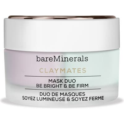 Bareminerals Be Bright & Be Firm Claymates Mask Duo