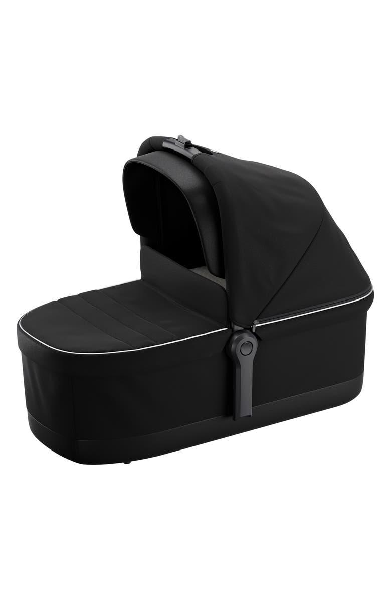 THULE Sleek Bassinet for Thule Sleek Stroller, Main, color, BLACK