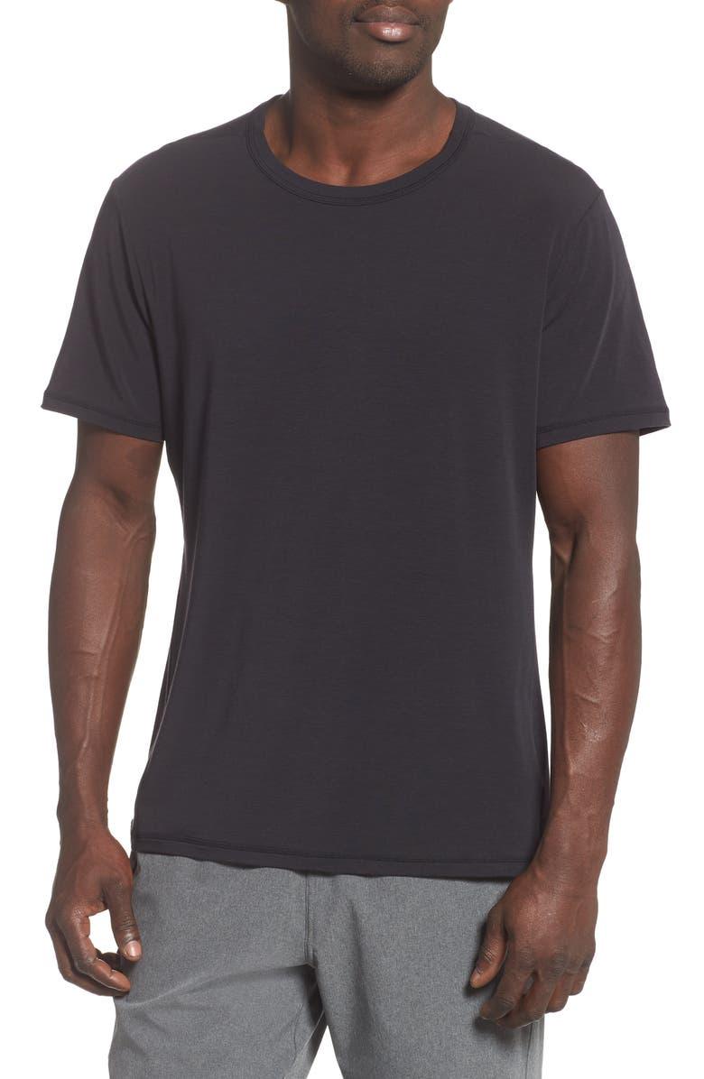 ZELLA Zellness Performance T-Shirt, Main, color, 001