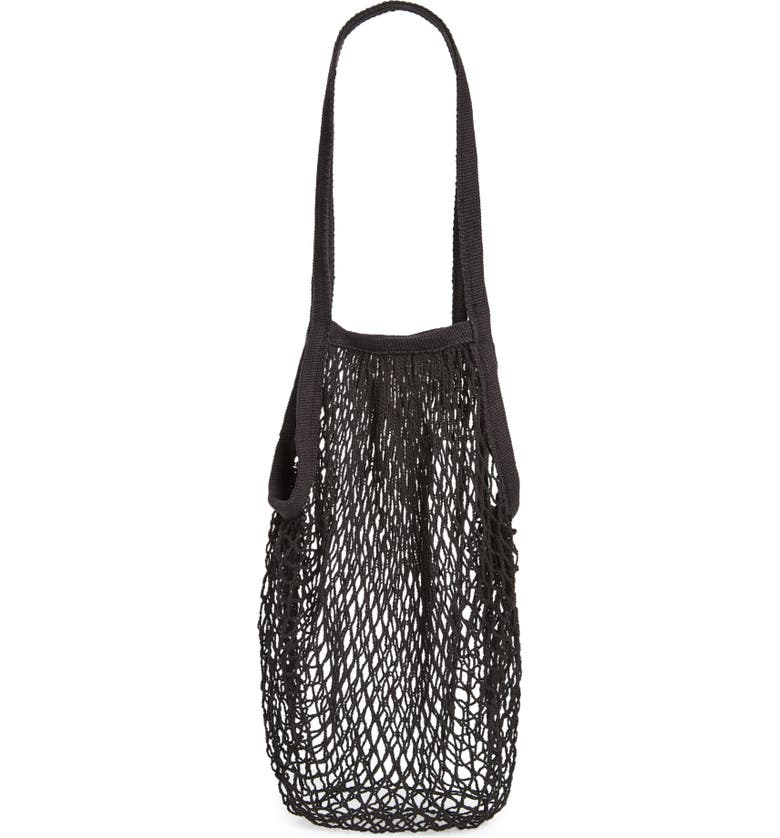 MALIBU SKYE Large Net Tote, Main, color, 001
