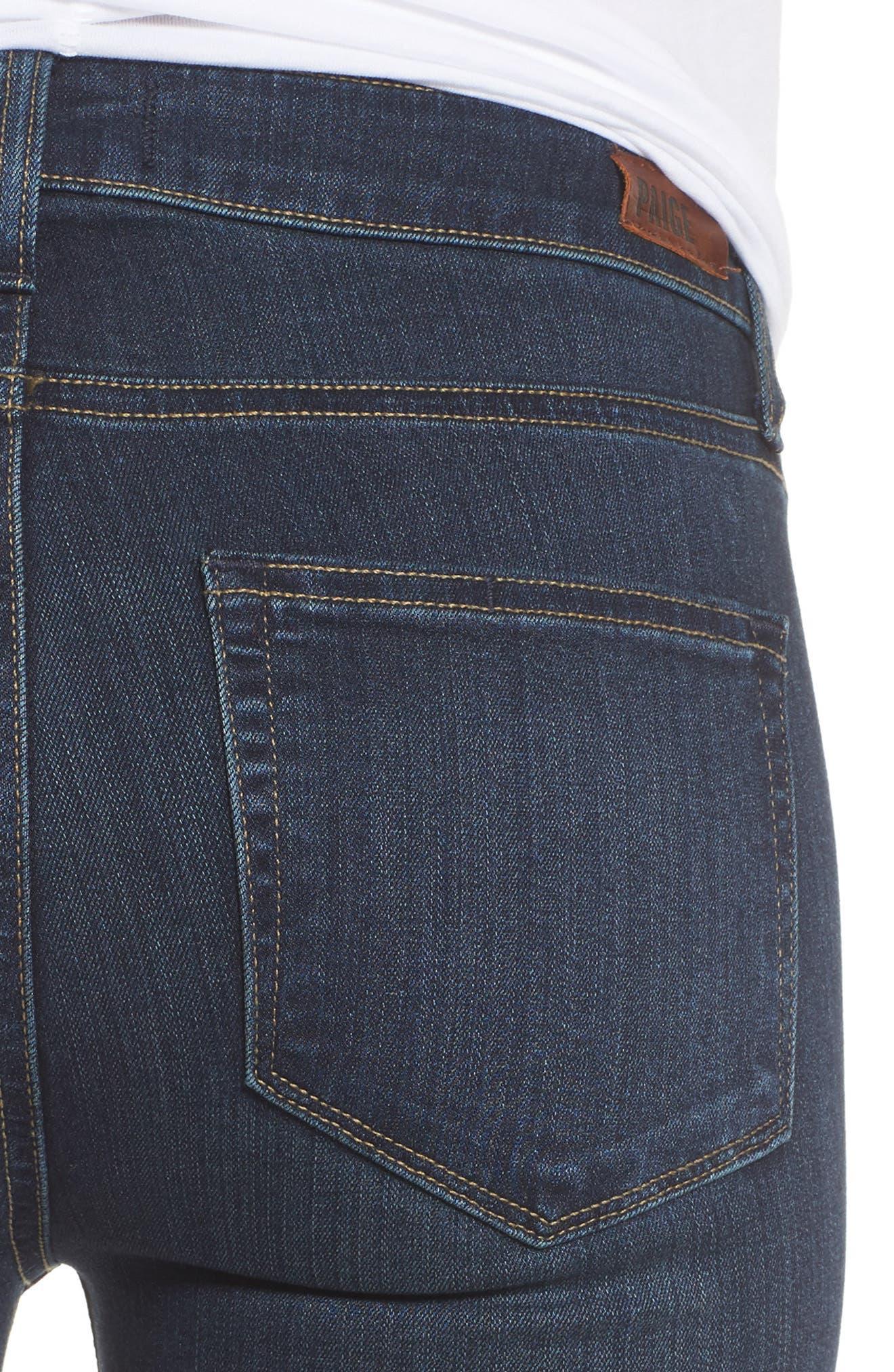 ,                             Transcend - Hoxton High Waist Ultra Skinny Jeans,                             Alternate thumbnail 6, color,                             400