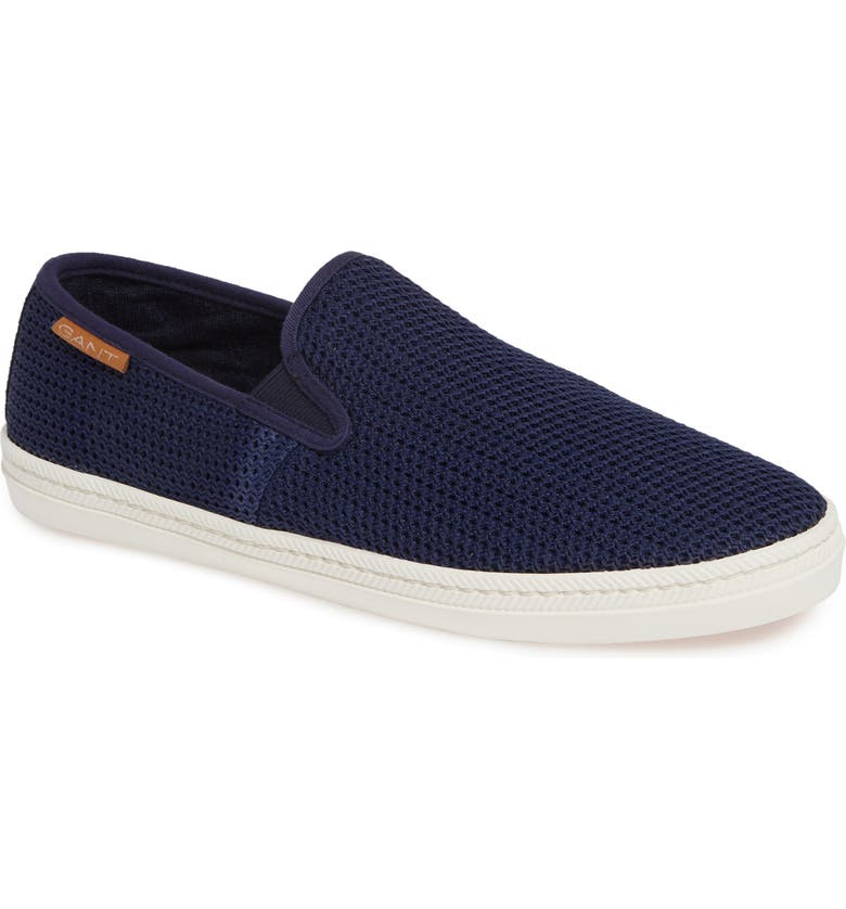 e8a4e00bcb5 Frank Slip-On, Main, color, MARINE COTTON MESH