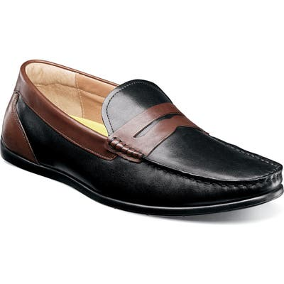 Florsheim Draft Driving Shoe- Black