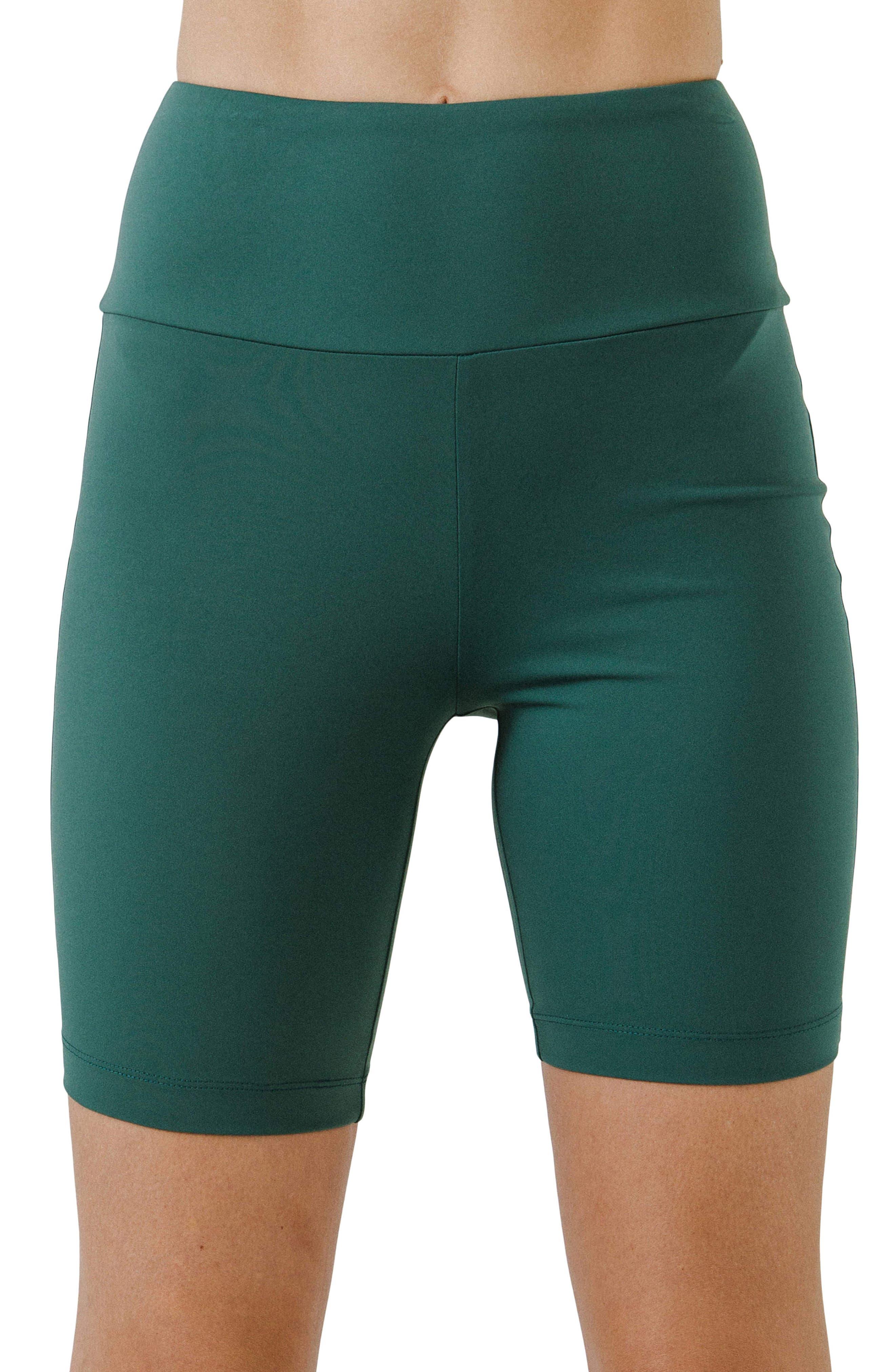 High Waiat Bike Shorts