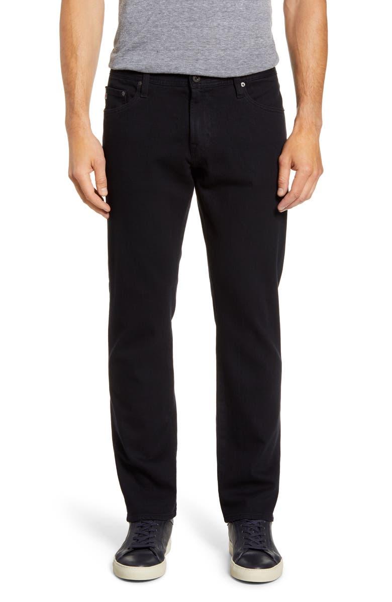 AG Graduate Slim Straight Leg Jeans, Main, color, 018