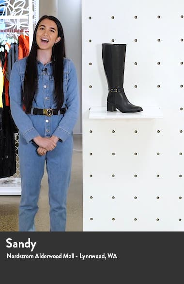 Sterling Knee High Boot, sales video thumbnail