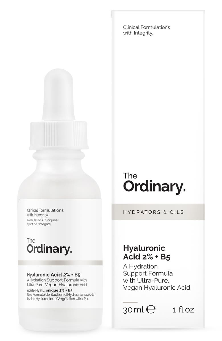 THE ORDINARY Hyaluronic Acid 2% + B5, Main, color, 960
