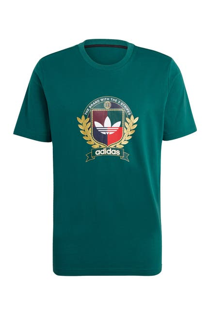 Image of adidas Crest T-Shirt