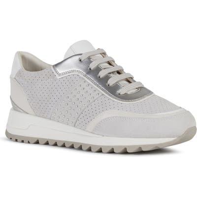Geox Tabelya Sneaker, White