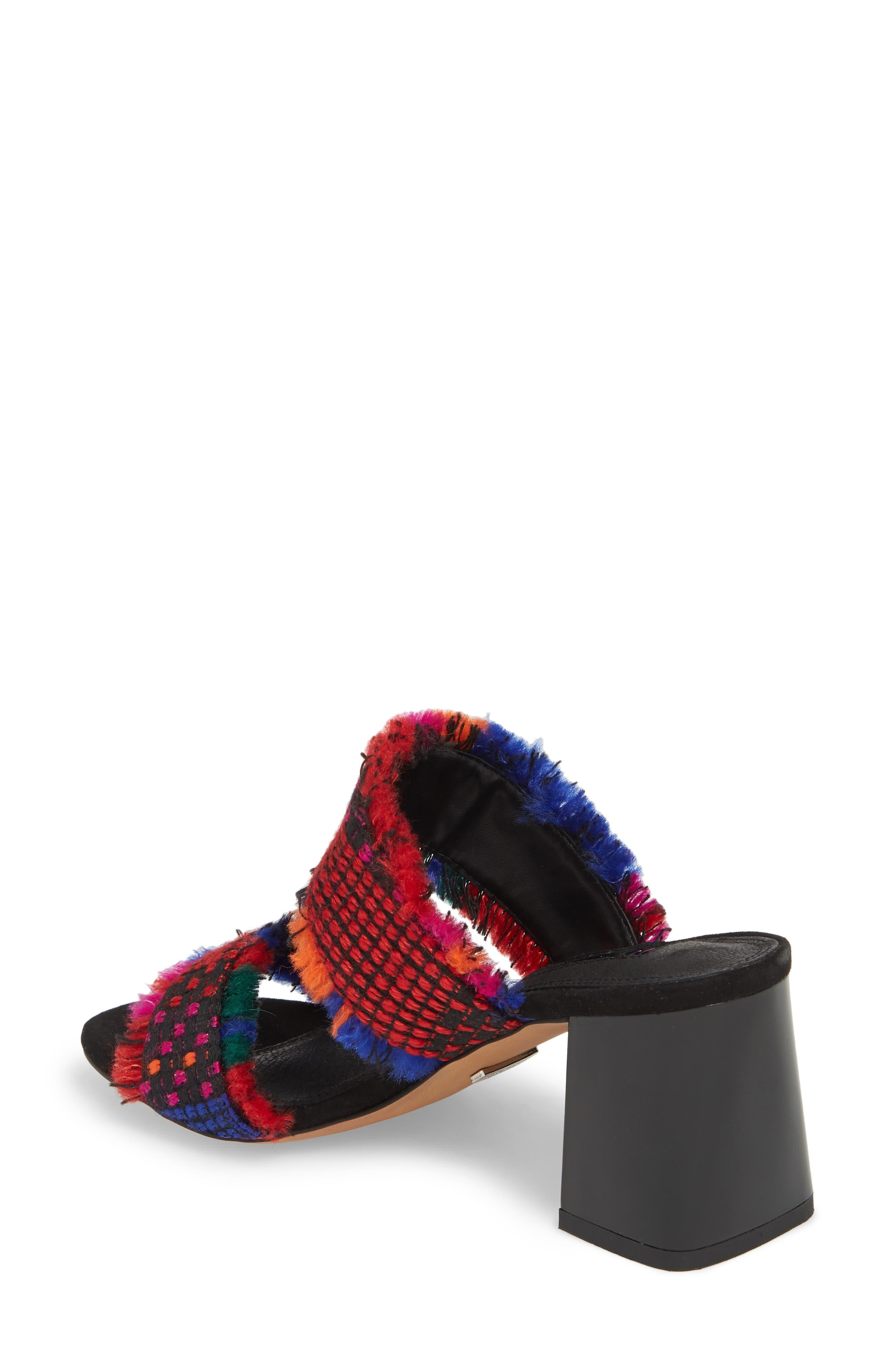 ,                             Nelly Woven Slide Sandal,                             Alternate thumbnail 2, color,                             001