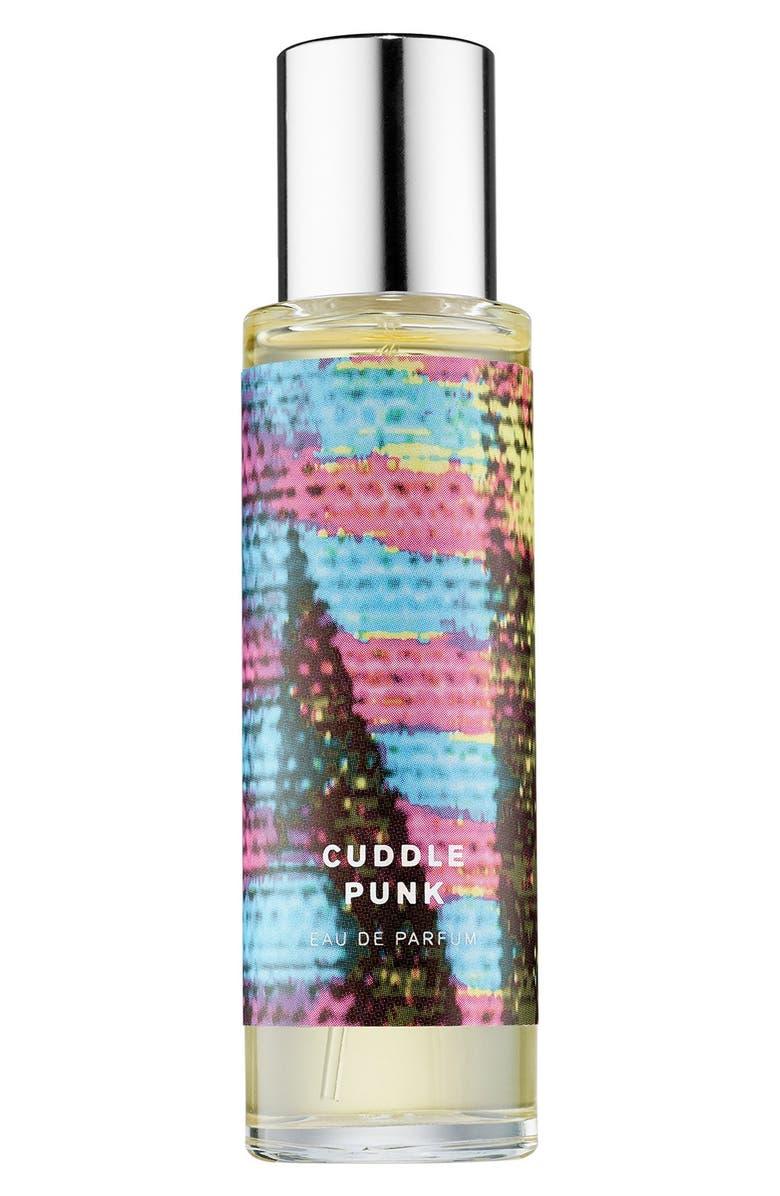 PINROSE Cuddle Punk Eau de Parfum, Main, color, NO COLOR