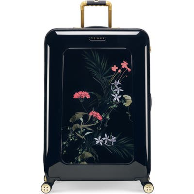 Ted Baker London 32-Inch Spinner Suitcase - Black