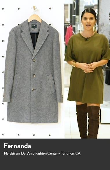 Calton Hill Wool Blend Coat, sales video thumbnail