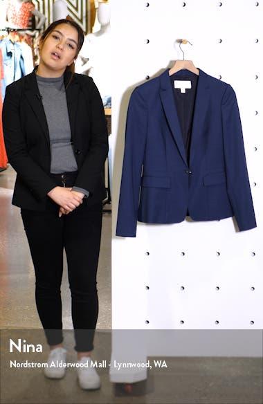 Jaflink Wool Suit Jacket, sales video thumbnail