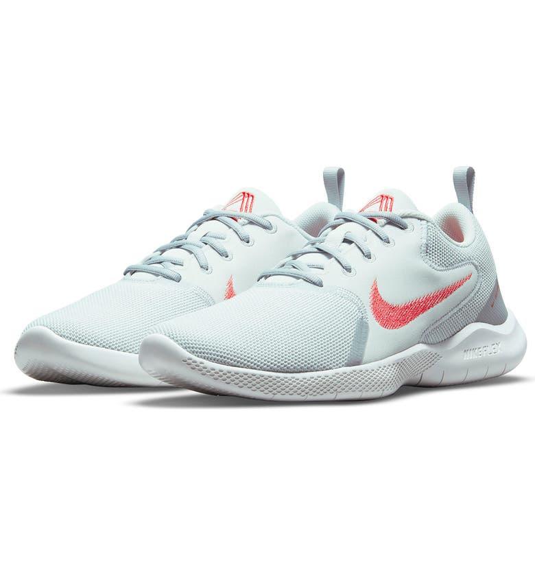 NIKE Flex Experience Run Sneaker, Main, color, 009 PLTTNT/CHLE R