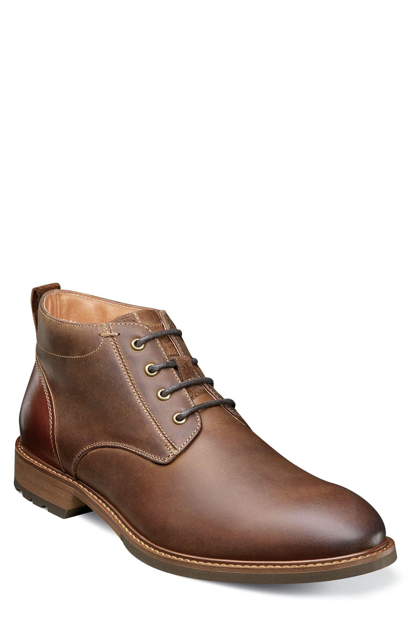 Lodge Plain Toe Boot