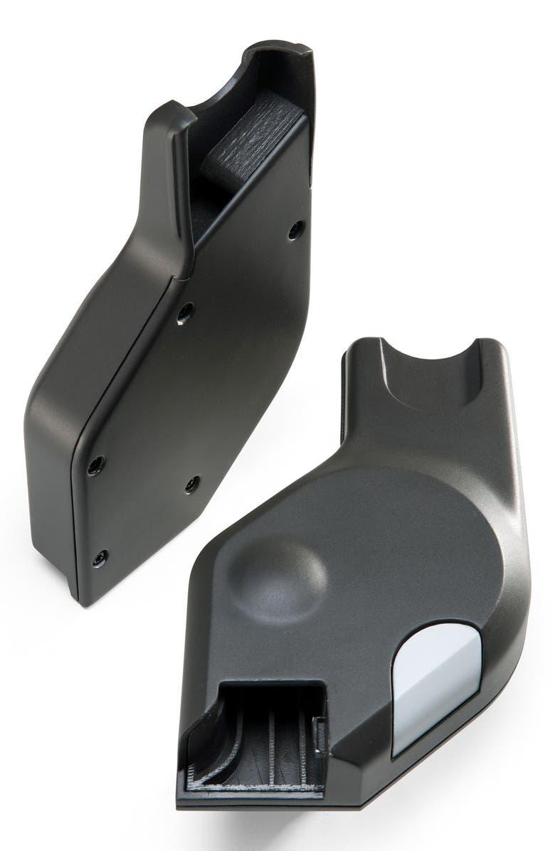 STOKKE 'Xplory<sup>®</sup>' & Stokke 'Scoot' Car Seat Adaptor for Maxi Cosi & Nuna, Main, color, 020
