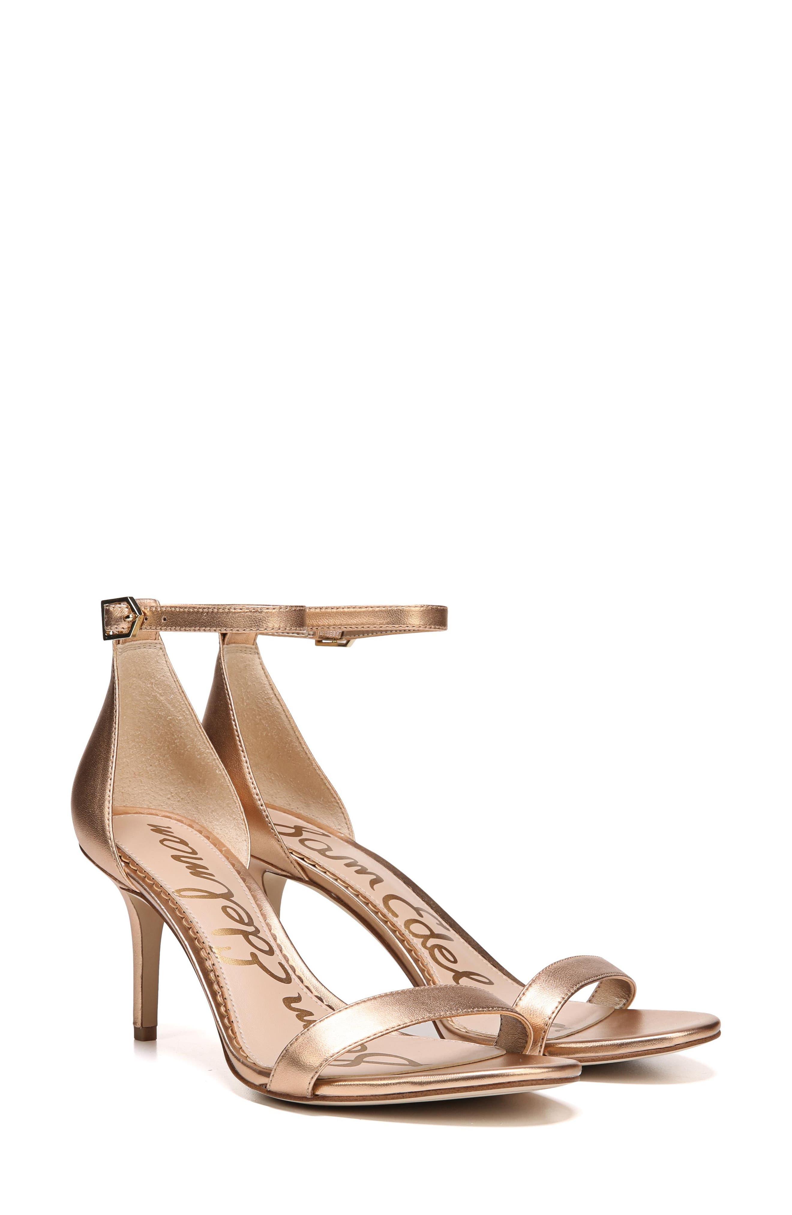 ,                             'Patti' Ankle Strap Sandal,                             Alternate thumbnail 78, color,                             221