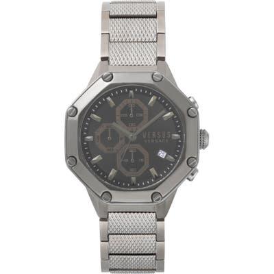 Versus Versace Kowloon Chronograph Bracelet Watch, 45Mm