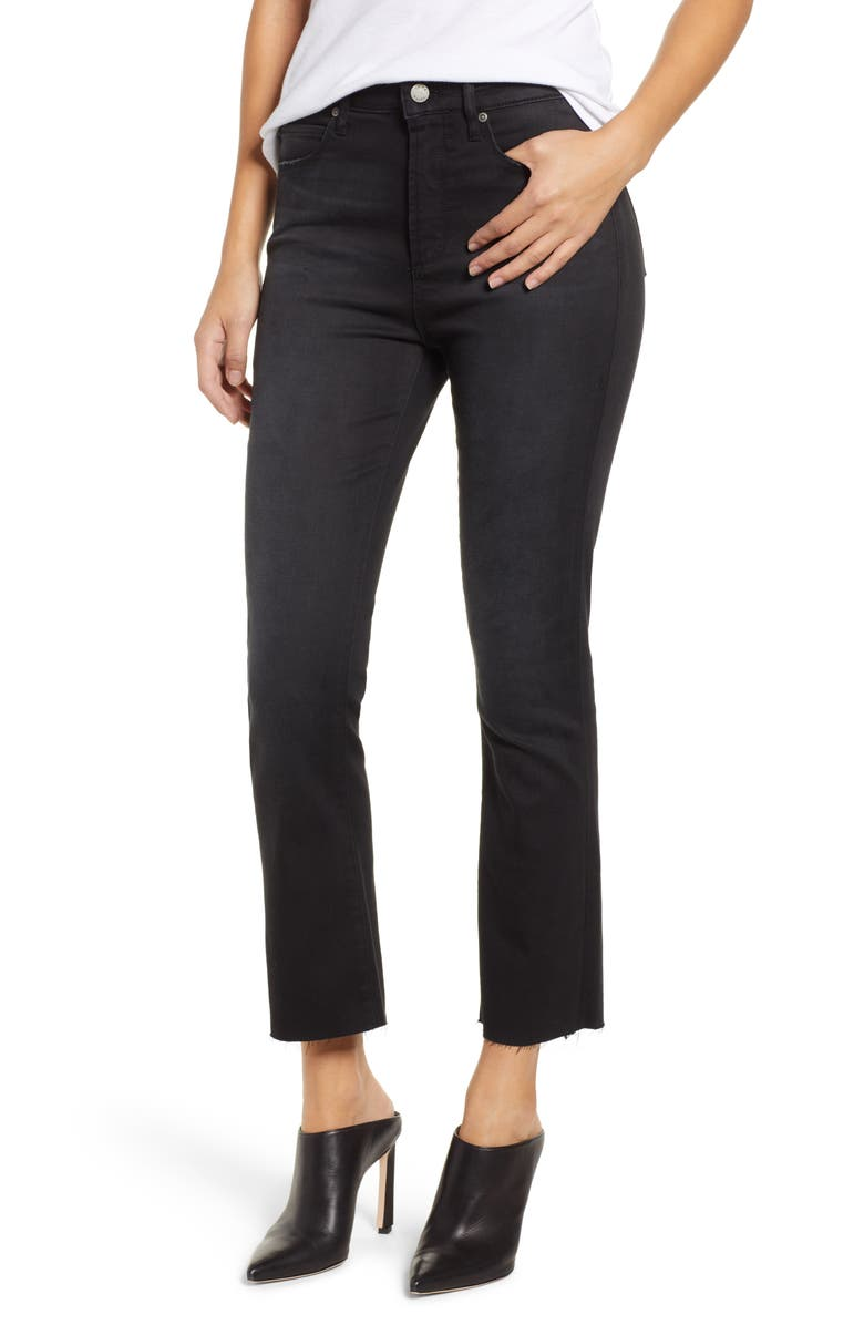 550bd7356 High Rise Crop Flare Jeans, Main, color, 000