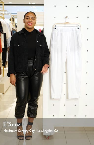 Tapered Pull-On Pants, sales video thumbnail
