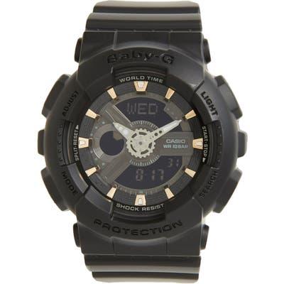 Baby-G Ana-Digi Watch, 4m X 4m