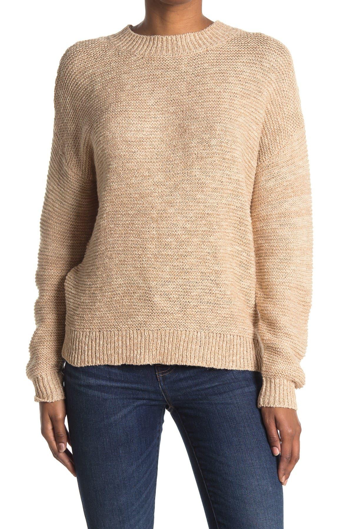 Image of Lush Long Sleeve Crewneck Sweater