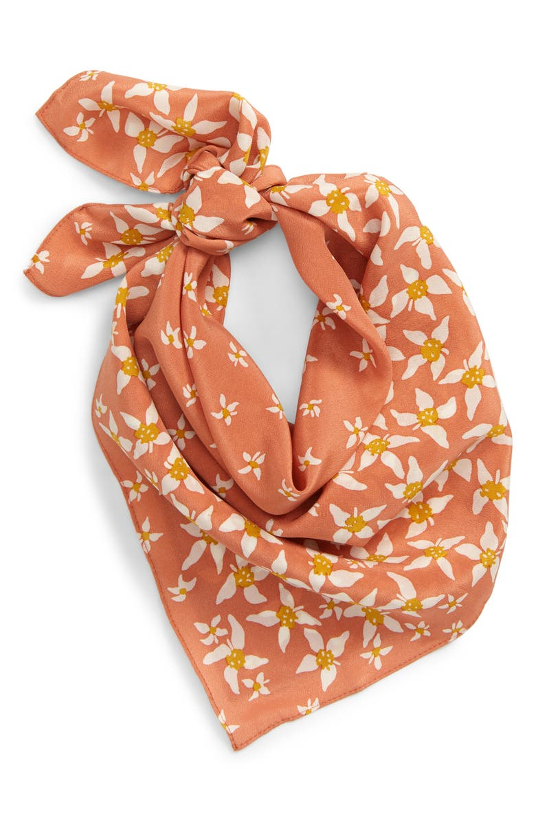 MADEWELL Silk Bandana, Main, color, 003