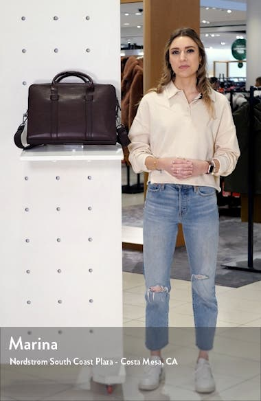Guardian Leather Briefcase, sales video thumbnail