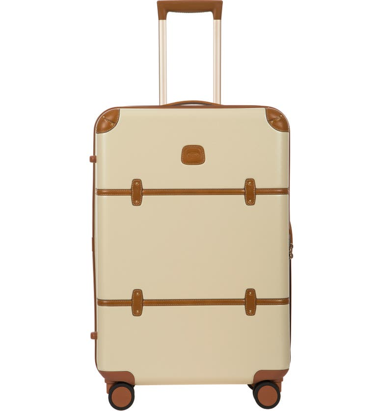 BRIC'S Bellagio 2.0 27-Inch Rolling Spinner Suitcase, Main, color, CREAM