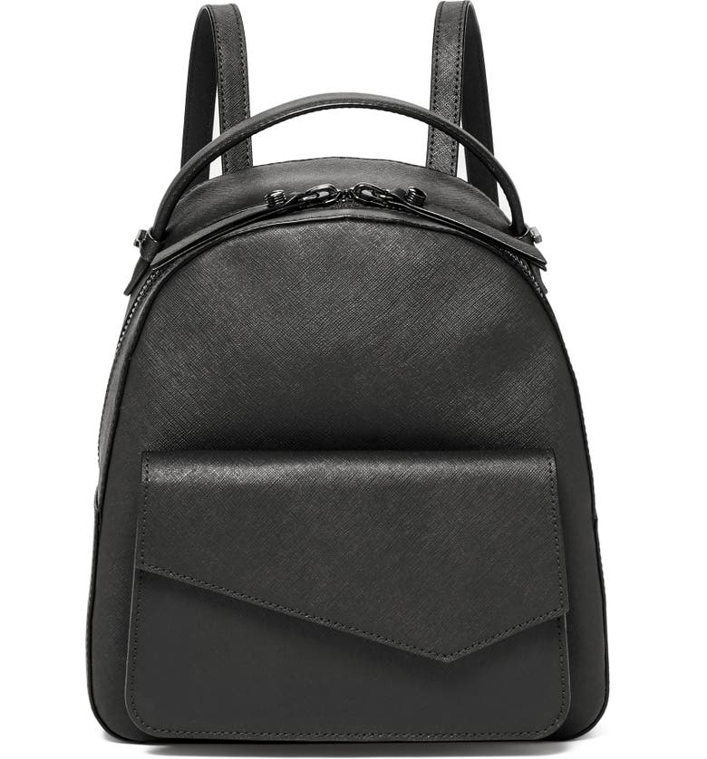 Botkier Cobble Hill Calfskin Leather Backpack