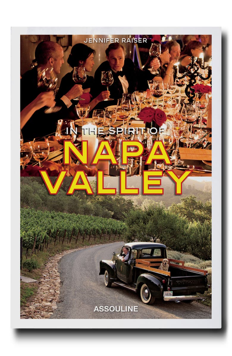 ASSOULINE 'In the Spirit of Napa Valley' Book, Main, color, MULTI