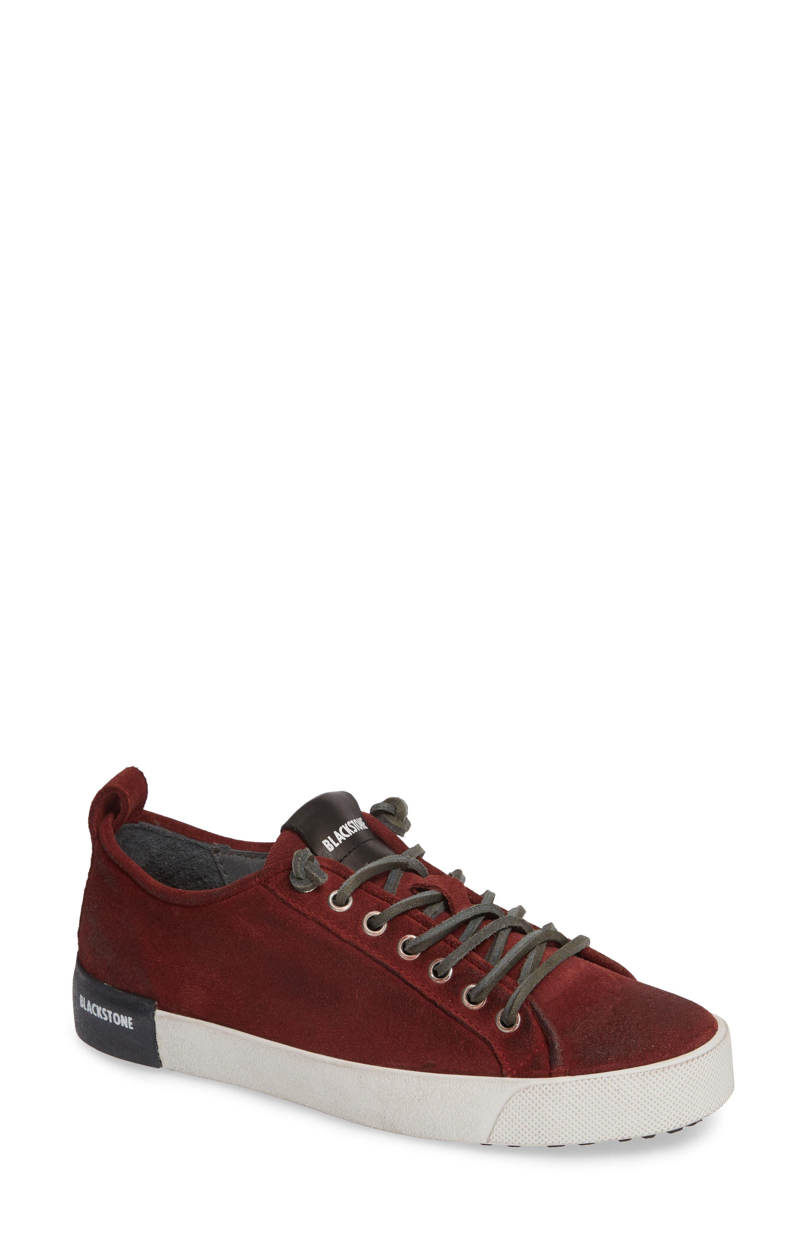 Blackstone Gl60 Sneaker, Burgundy