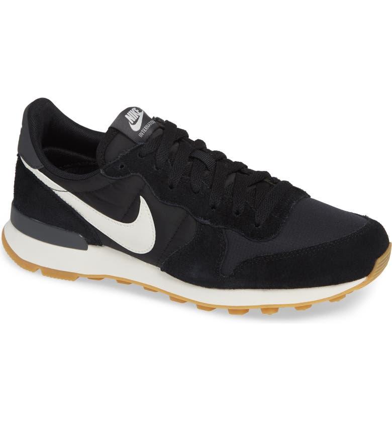 NIKE 'Internationalist' Sneaker, Main, color, 001