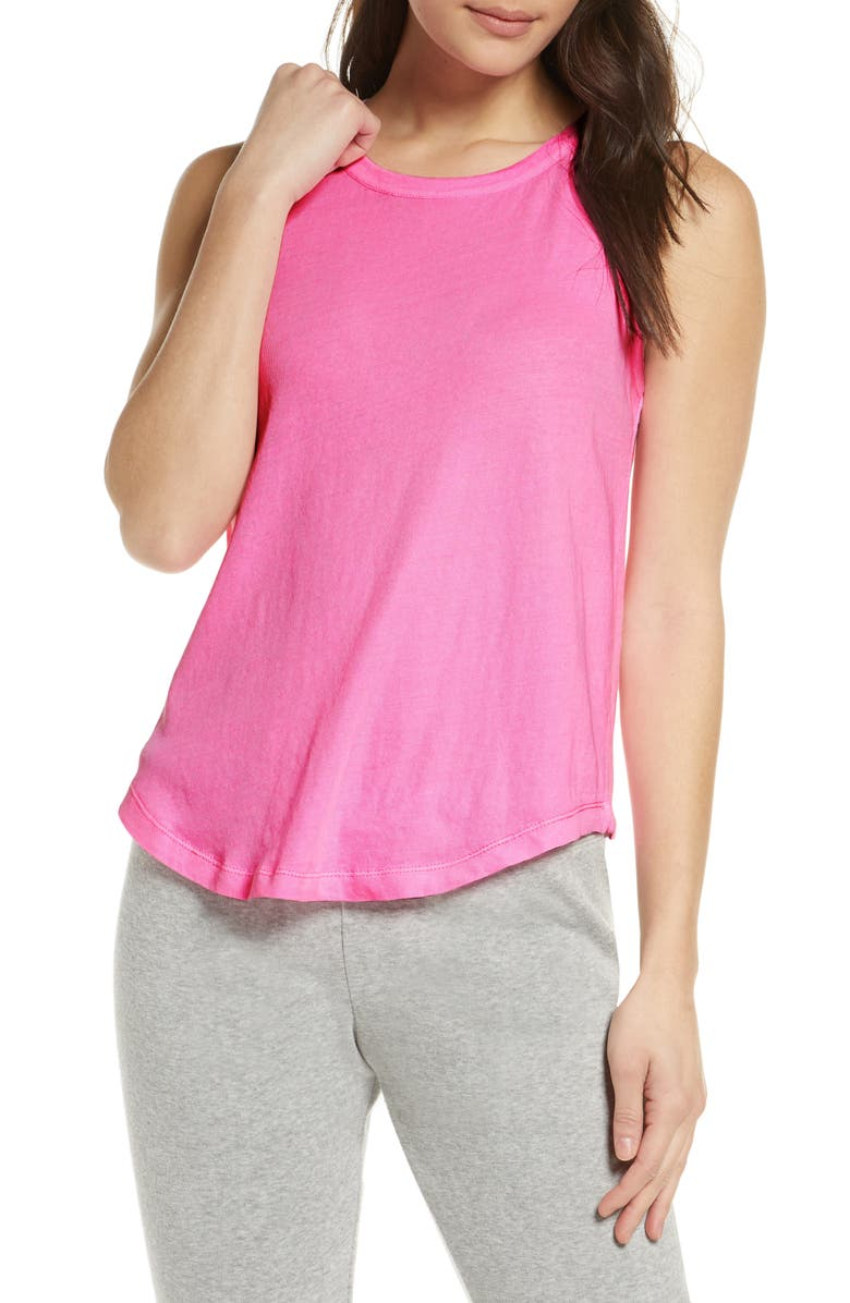 CHASER Shirttail Tank, Main, color, 670