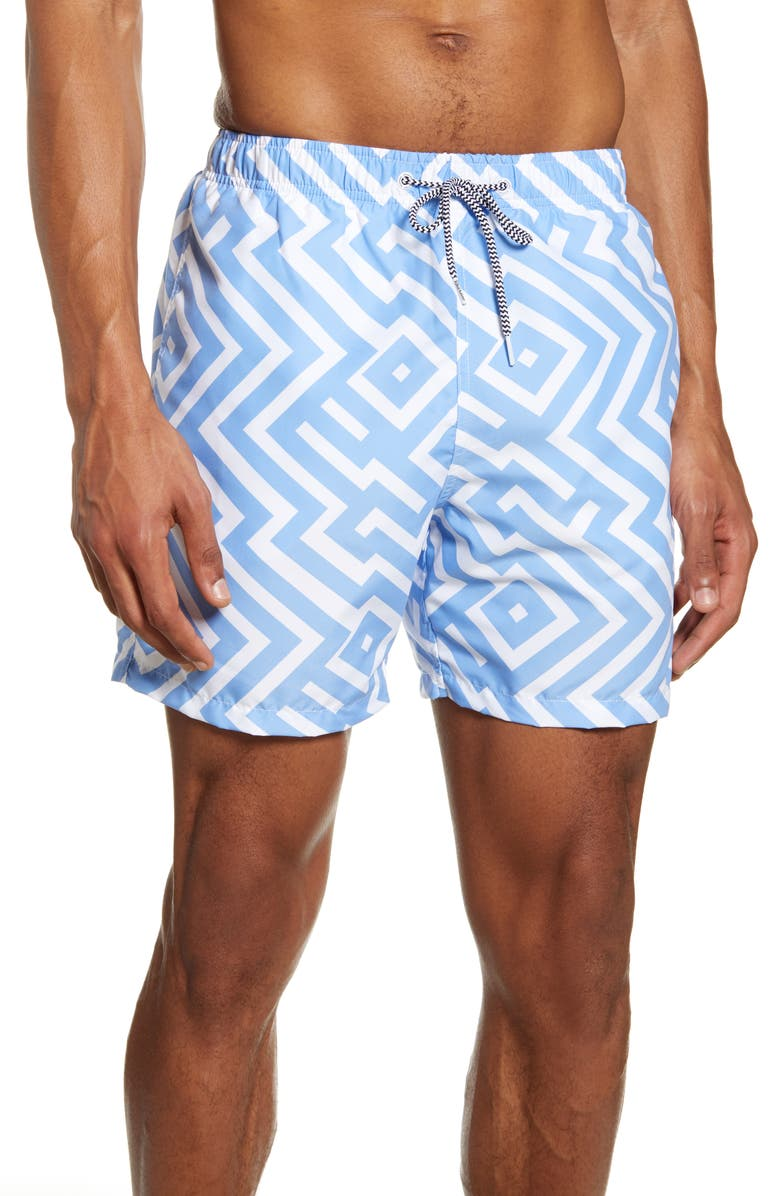 BOARDIES Santa Clara Swim Trunks, Main, color, 400