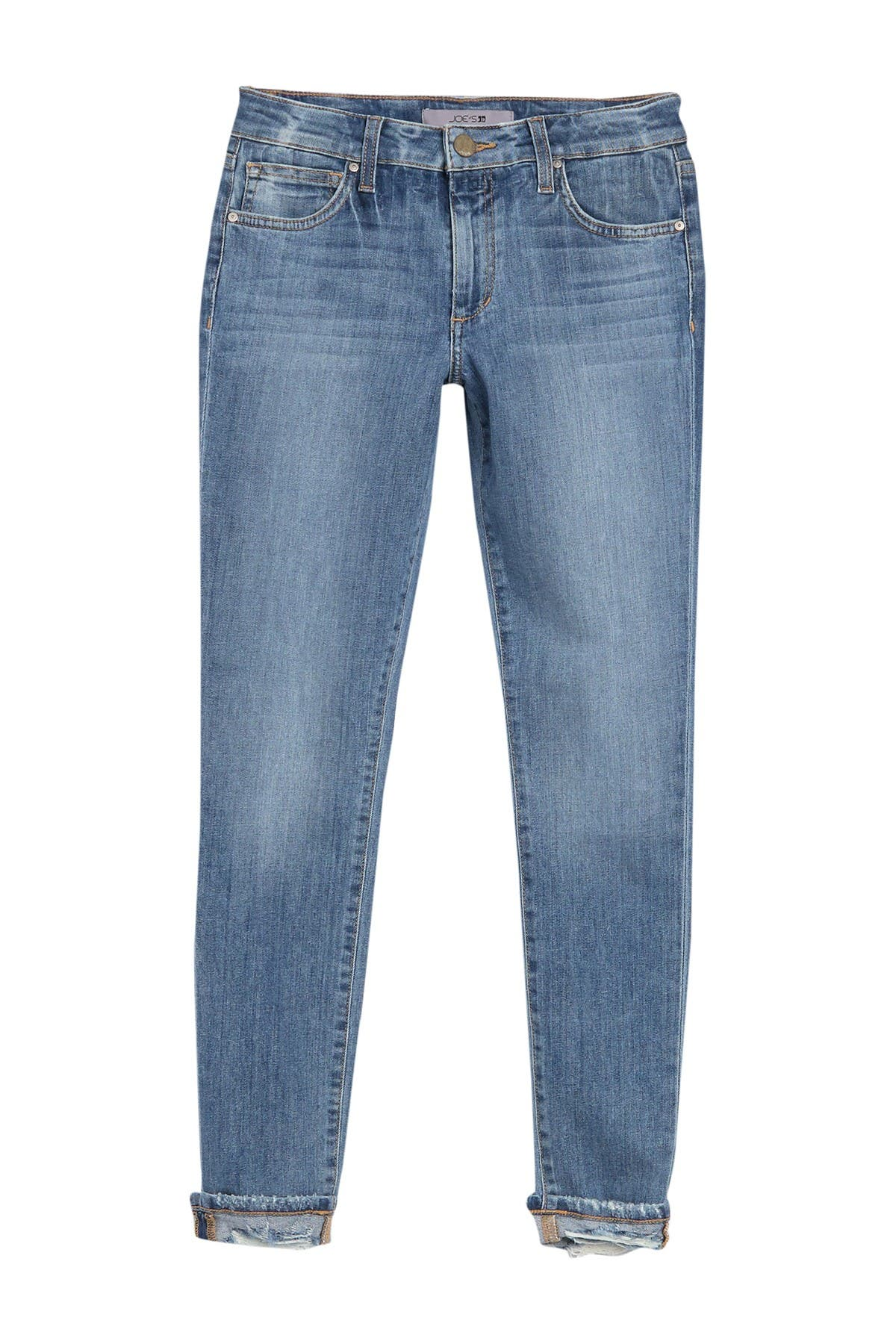 Image of Joe's Jeans High Rise Curvy Skinny Jeans