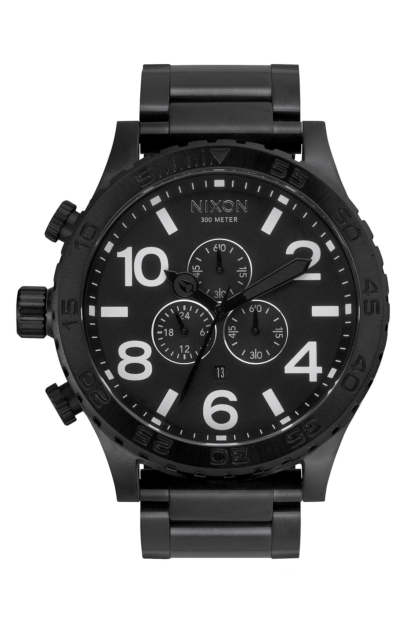 ,                             'The 51-30 Chrono' Watch, 51mm,                             Alternate thumbnail 16, color,                             006