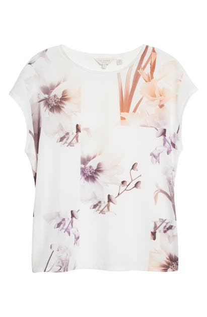 Ted Baker LYLIE FLORAL TOP