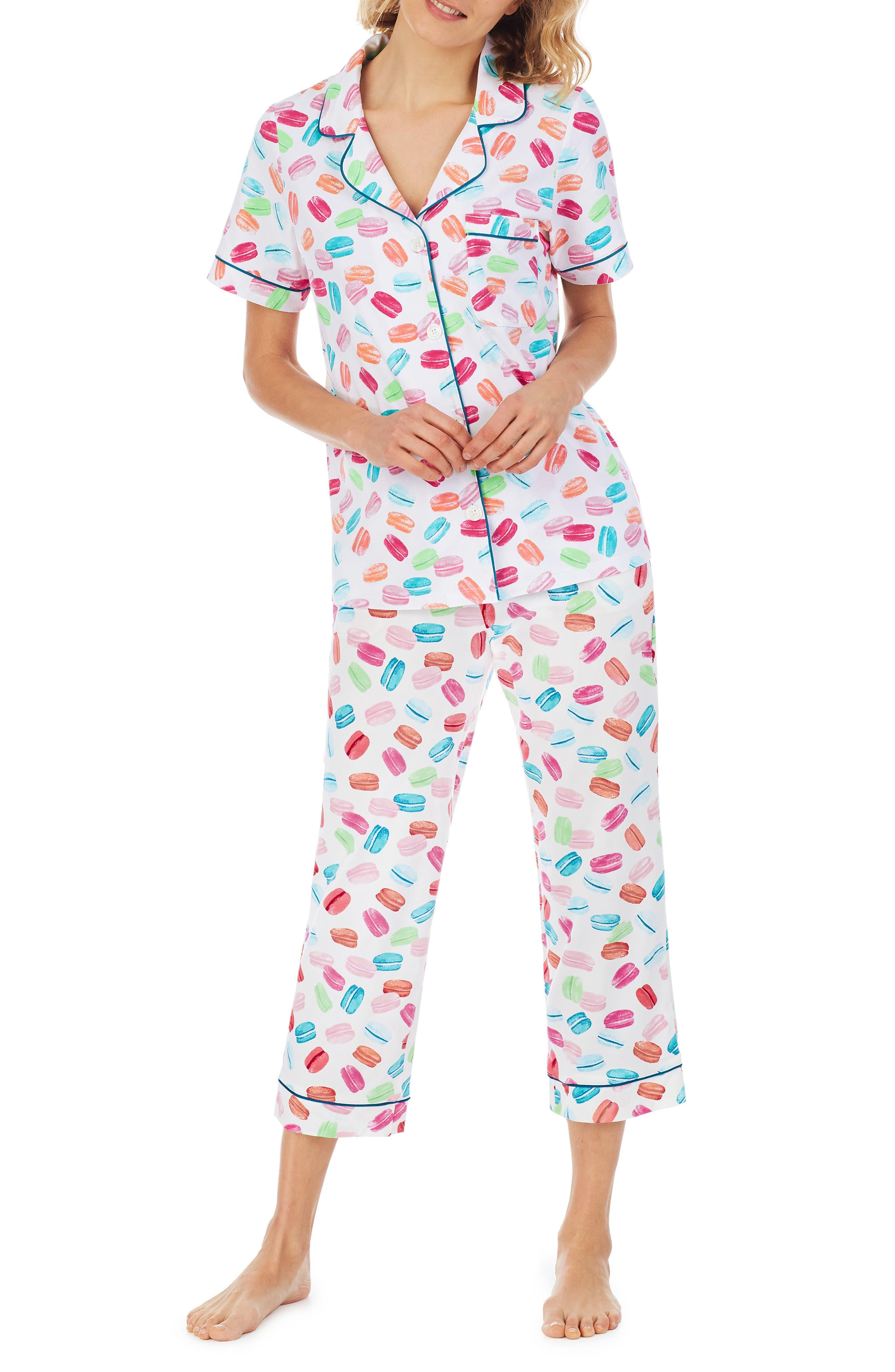 Classic Crop Pajamas
