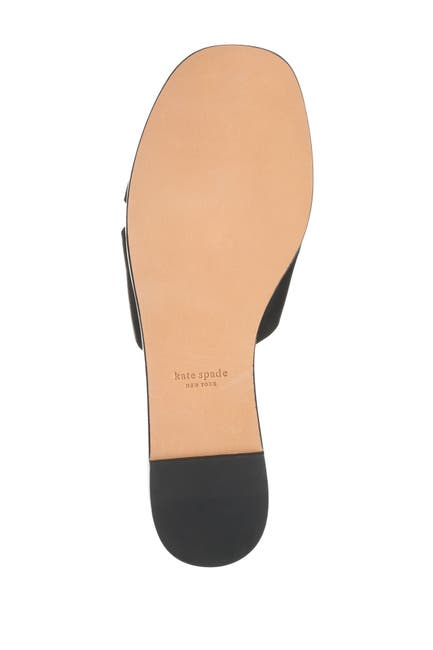 Image of kate spade new york dock strappy leather sandal
