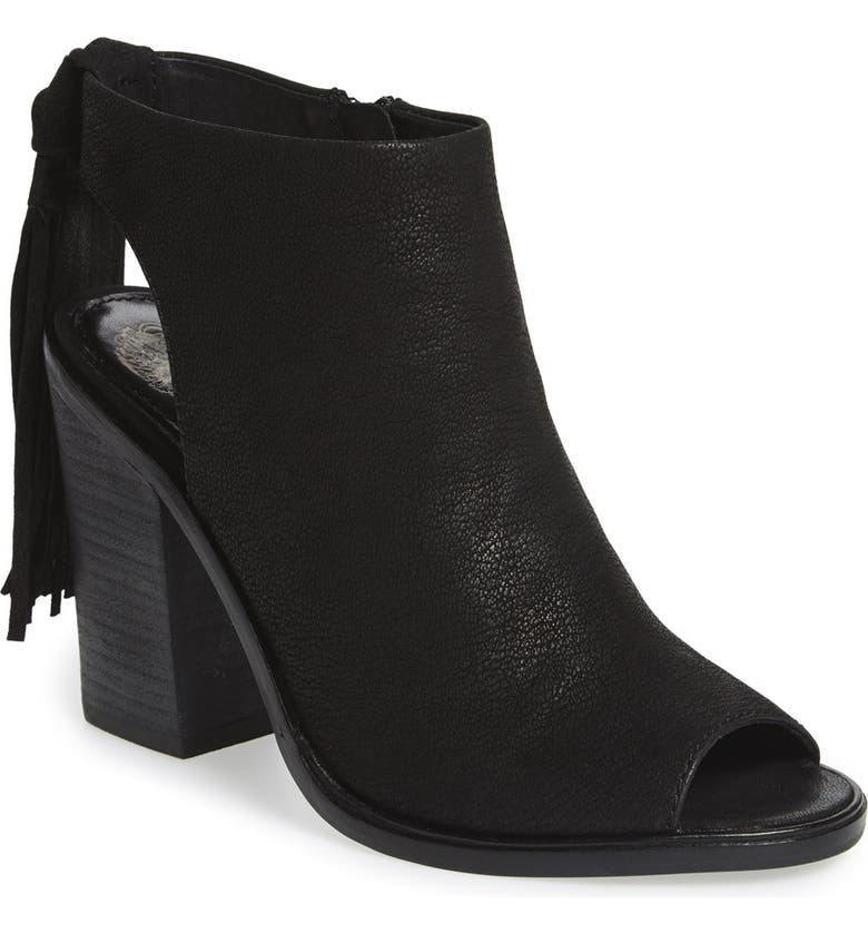 VINCE CAMUTO 'Kyleena' Block Heel Sandal, Main, color, 001
