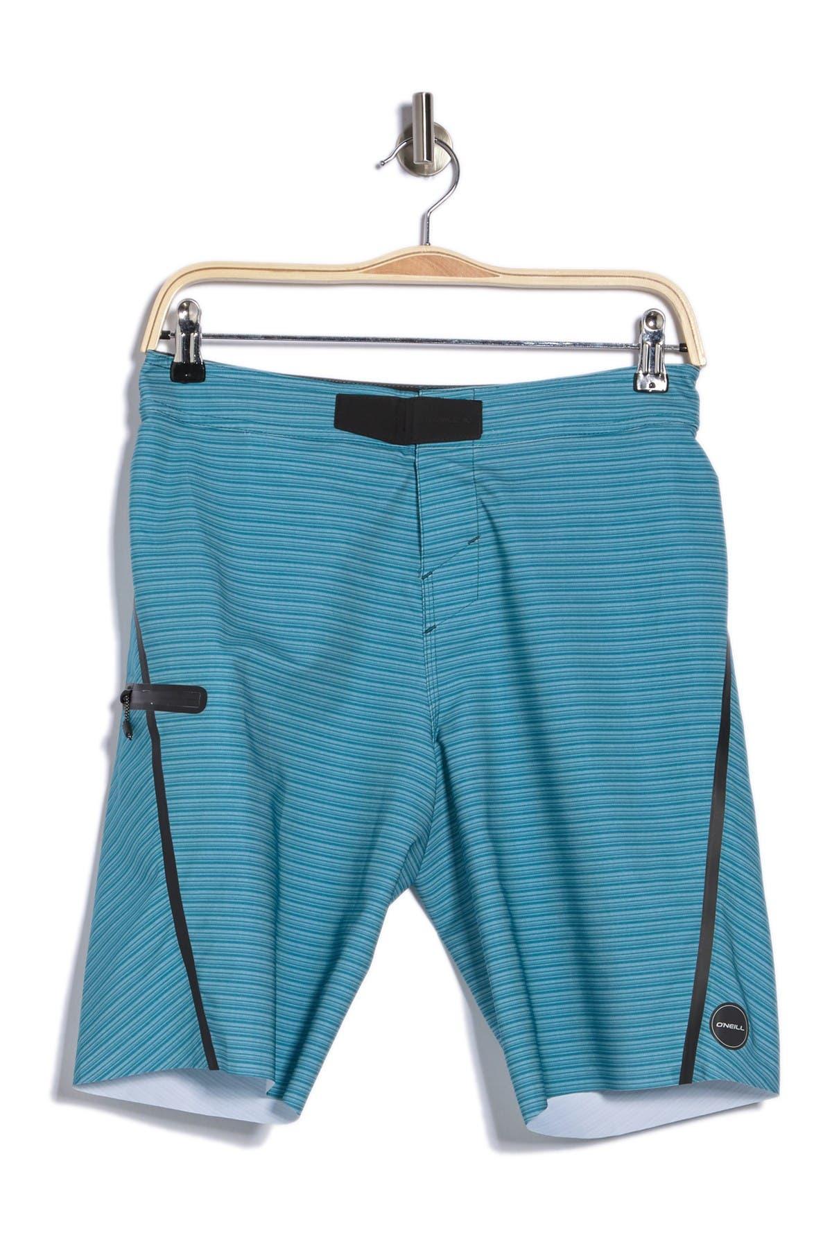 Image of O'Neill Hyperfreak Stripe Boardshorts